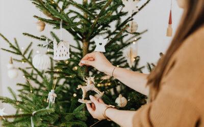 Mit Corona unter dem Weihnachtsbaum