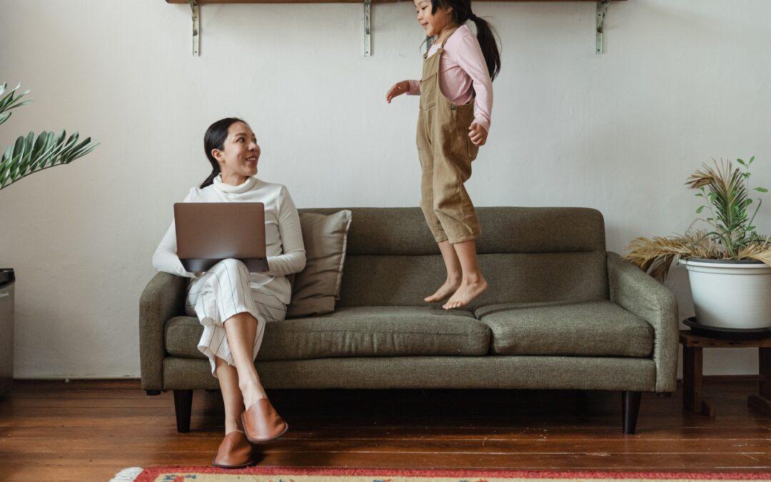 Corona Selfcare-Tipps für Mütter