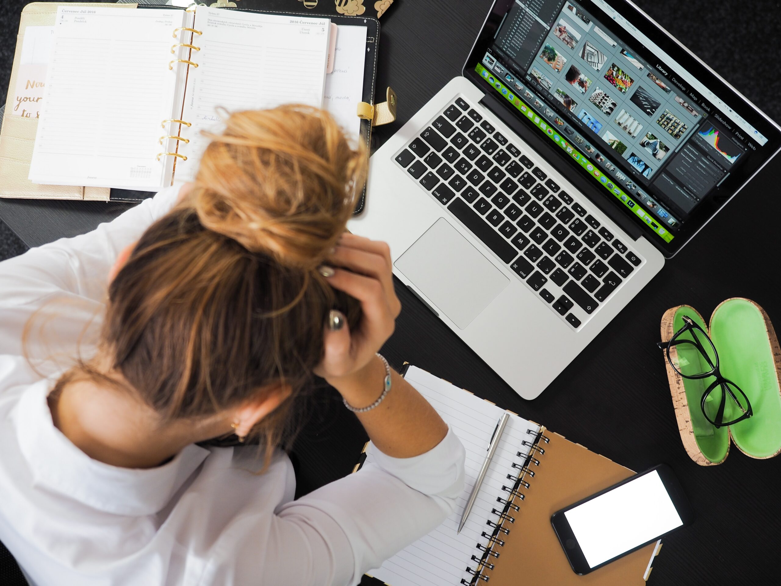 Zu viel Stress im Mama-Alltag?
